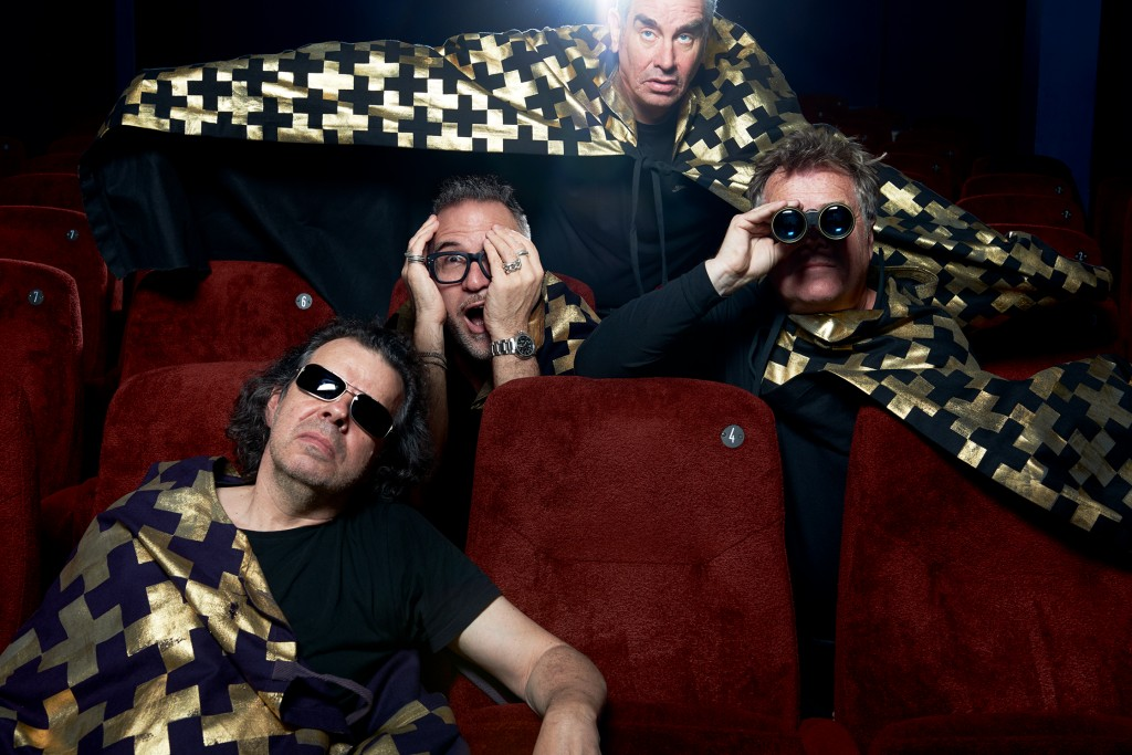 The Pop Group - Lead Press Shot A - Photo by Chiara Meattelli & Dominic Lee