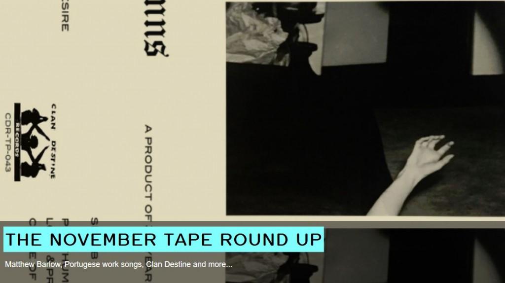 Ransom Note Tape Round Up November 2016 Autumns